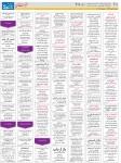 a487 112x150 روزنامه استخدامی استان خراسان رضوی و شهر مشهد | شنبه ۲۵ مهر ۹۴