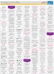 a497 110x150 روزنامه استخدامی استان خراسان رضوی و شهر مشهد | شنبه ۲۵ مهر ۹۴
