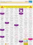 روزنامه استخدامی استان خراسان رضوی و شهر مشهد   پنجشنبه ۱۳ آبان ۹۵